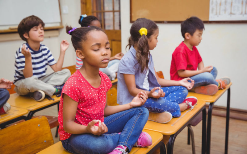What Changes When a School Embraces Mindfulness?