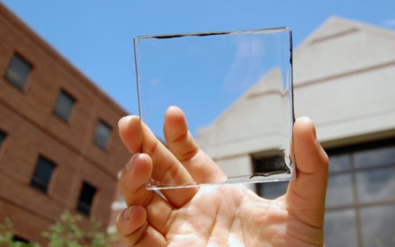 These Transparent Solar Panels Are the Future of Green Energy