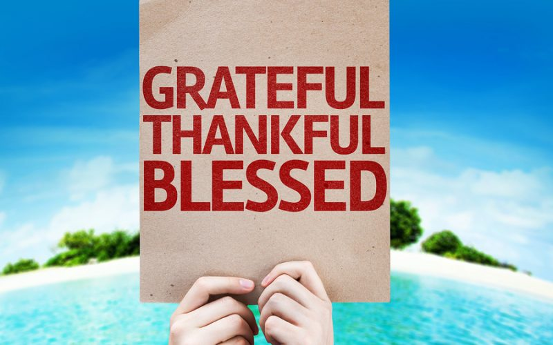 Attitude of Gratitude ~ Law of Giving & Receiving in 3 Steps