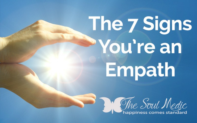 The 7 Signs You're an Empath