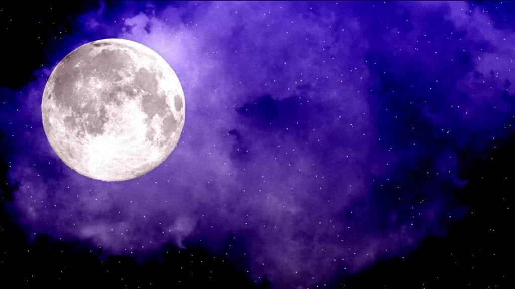 Total Lunar Eclipse In Aquarius – Transformation In The Sky