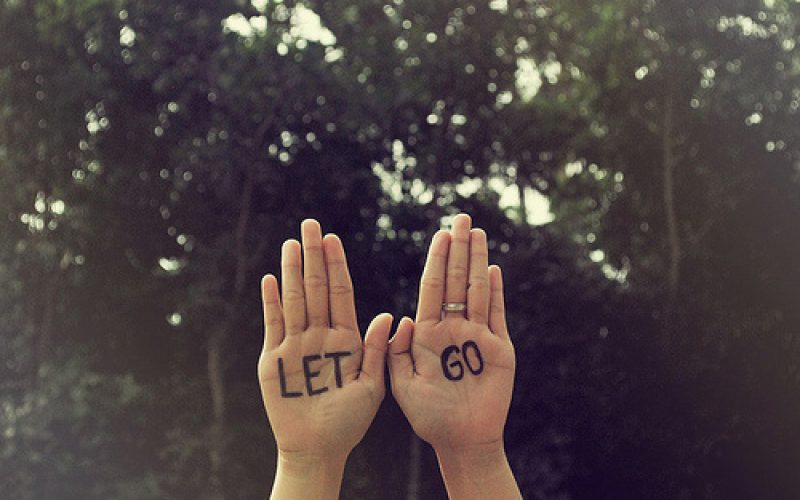 10 Ways To Forgive Yourself & Let Go Of The Past