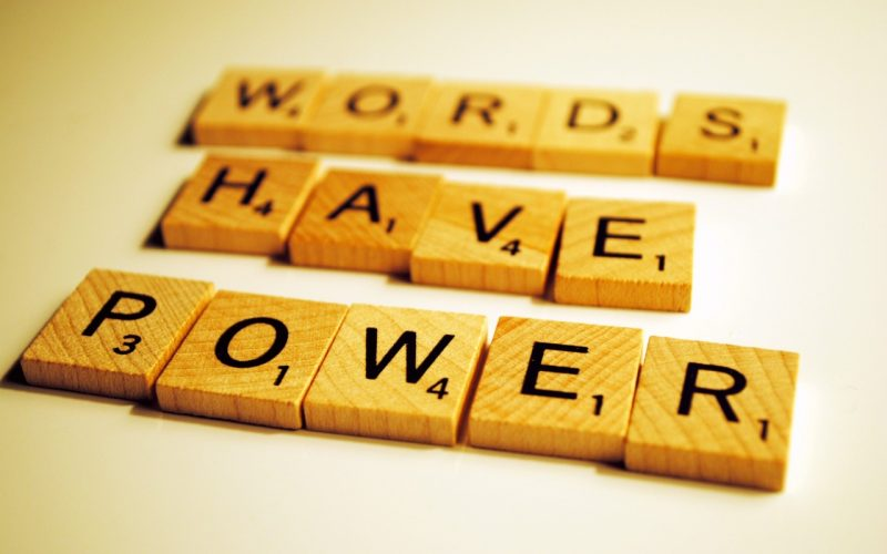 The Spiritual Power of Words