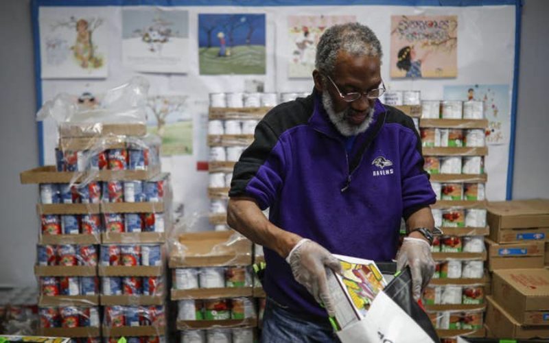 These Organizations Are Helping People Get Food And Medical Help